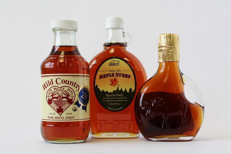 syrup varieties