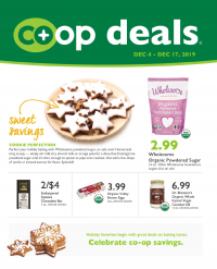 Whole Foods Co-op Flyer